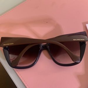 Balenciaga shades